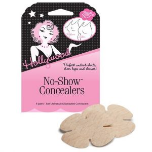 no-show concealers - 5pairs