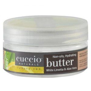 butter 8oz - white limetta and aloe vera