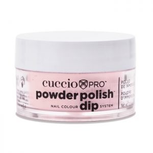 cuccio dip - french pink 0.5oz
