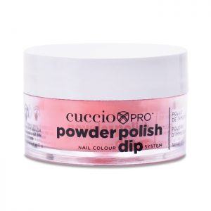 cuccio dip - passionate pink 0.5oz