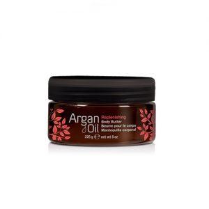 Argan Oil replenishing Body Butter - 8oz