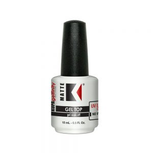 MATTE top coat 0.5oz