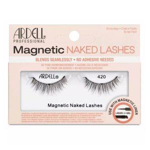 magnetic naked lashes 420