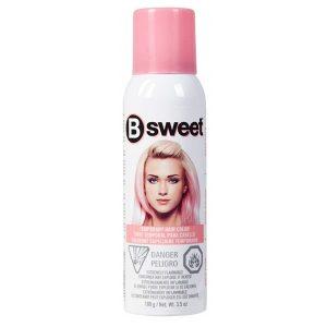 b sweet pale pink