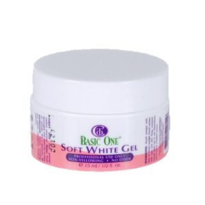 soft white gel 0.5oz